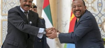 Peace in Ethiopia, Eritrea and All Africa: Congratulations PM Abiy Ahmed and President Isaias Afewerki!