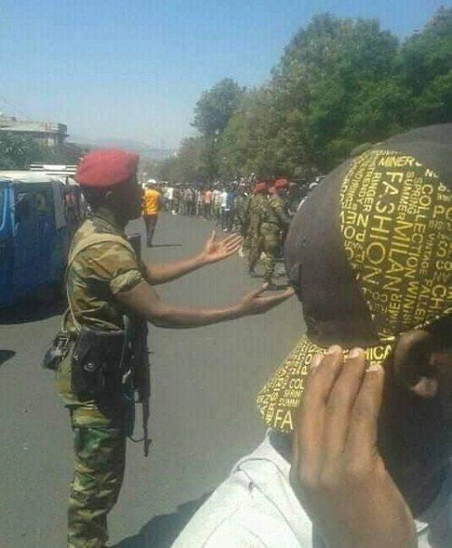 Ethiopian Prime Minister _ Abmo