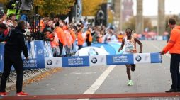 Berlin Marathon : Kenenisa Bekele narrowly missed world record