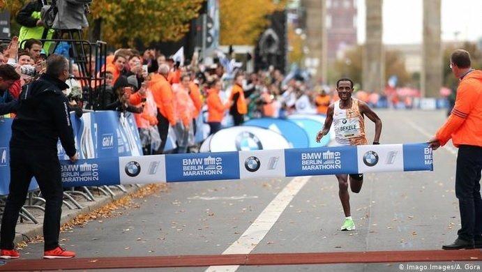 Berlin Marathon : Kenenisa Bekele narrowly missed world record