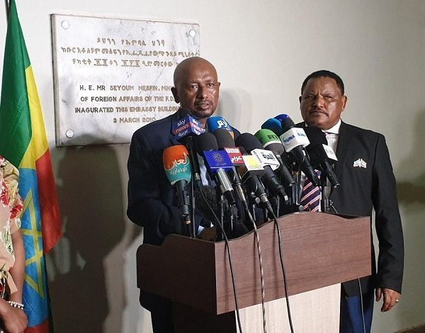 Ethiopia affirms commitment to continue trilateral technical dialogue on filling, operation of Dam