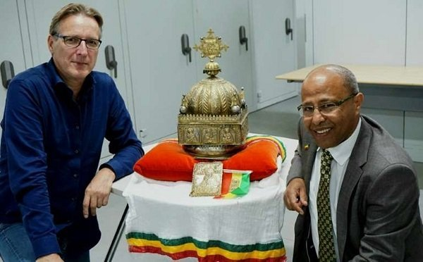 Crowning Discovery _ Ethiopian Crown _ Netherlands