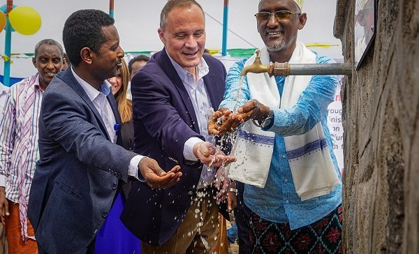 Ethiopia: United States Unveils New State-of-the-Art Water System in Afar