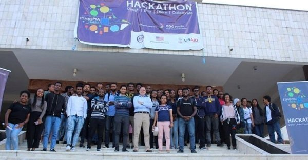 Hackathon _ Election _ Ethiopia _ US embassy