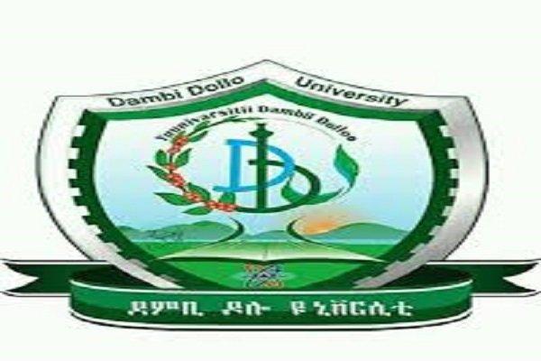 Dembi Dollo University _ students