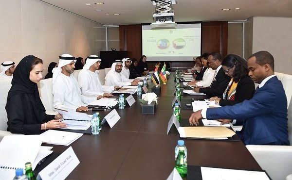 Ethiopia,United Arab Emirates Consultative Political Committee Holds First Meeting