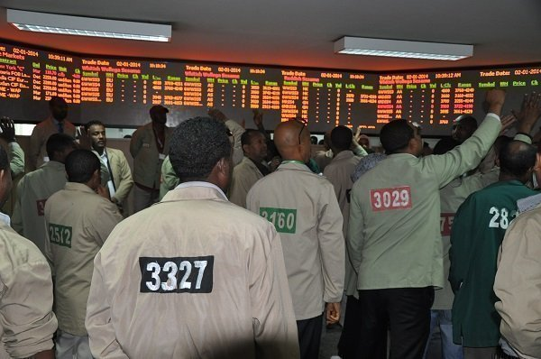 Ethiopian Commodity Exchange (ECX) traded 2.16 billion birr worth commodities in October