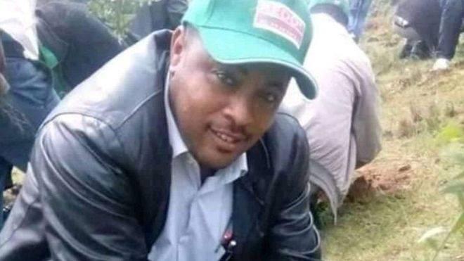 Oromo _ gunmen