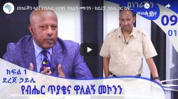 Who was Walleligne Mekonnen? What did he really stand for?