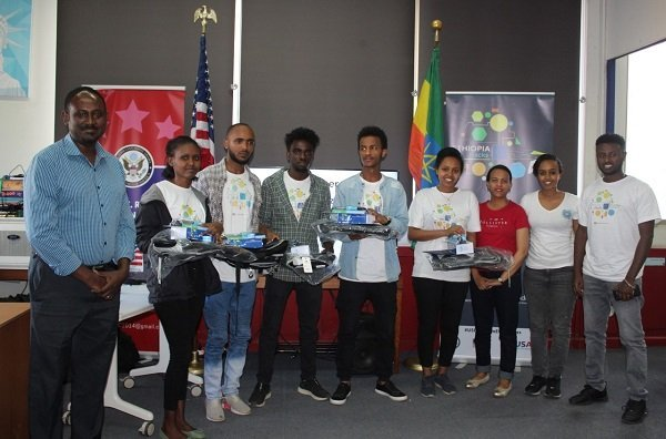 Embassy of the United States of America Addis Ababa _ Hackathon