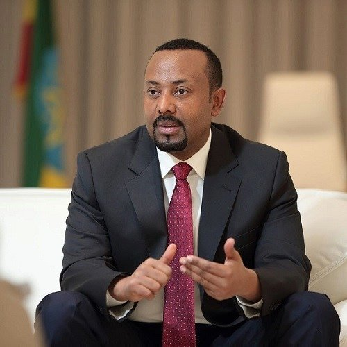 South Sudan : Abiy Ahmed Welcomes Formation of Unity Government