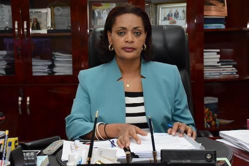 Azeb Asnake _ Ethiopia _ Corruption charge