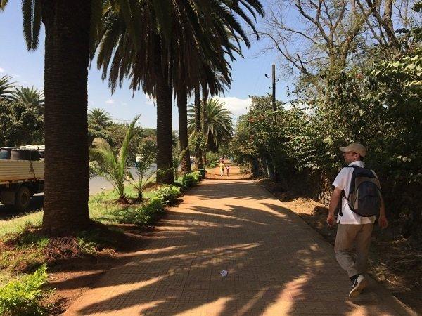 Bahir Dar _ streets _ Ethiopia