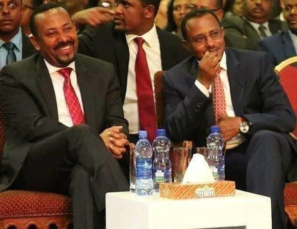 Lemma Megersa _ Abiy Ahmed _ Ethiopia