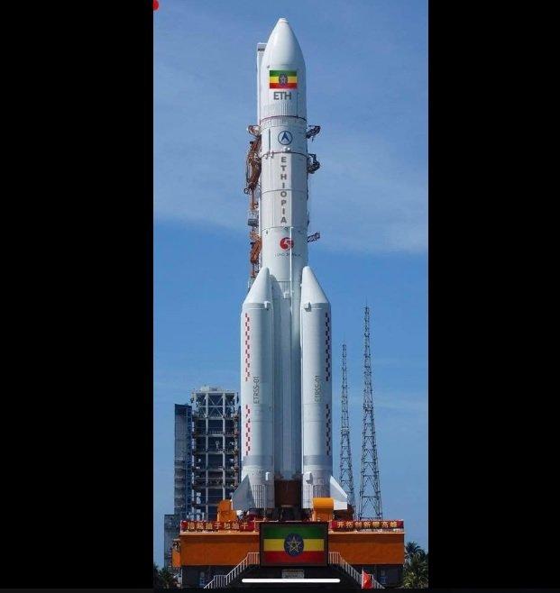 Ethiopia _ satellite