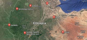 Dark Ages Ethiopia: The Ravages of Personal-Tribal 'Rule' and Beyond