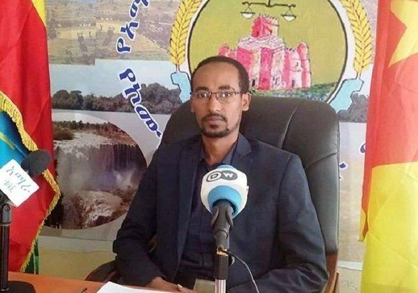 Ethiopia _ Motta _ Mosque attack