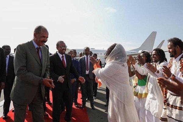Eritrea's president Isaias _ Ethiopia