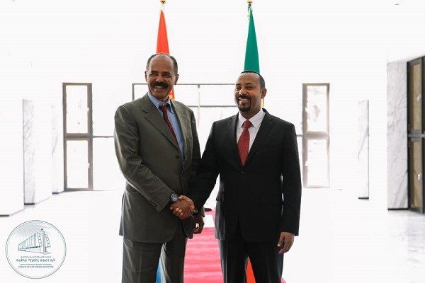Eritrean President _ PM Abiy