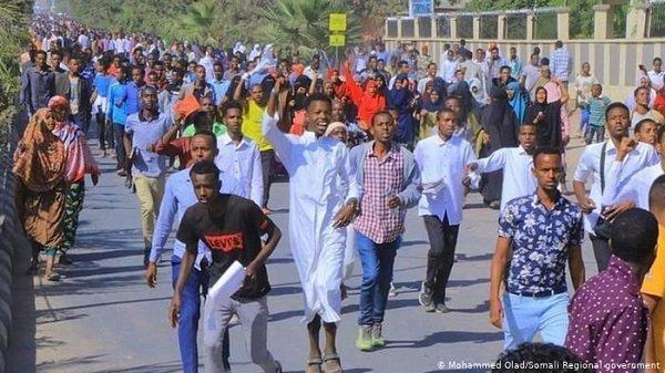 Jijiga protest  _ Ethiopia
