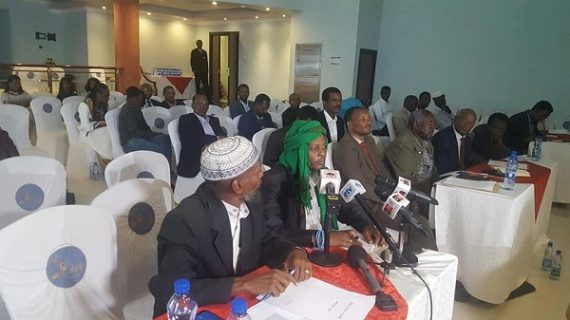 Oromo Liberation Front toiling to forge alliance with other ethnic based Fronts