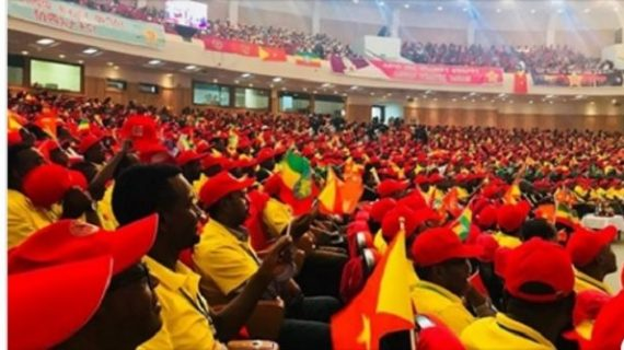 Tigray People's Democratic Movement (TPDM) announces merger with TPLF