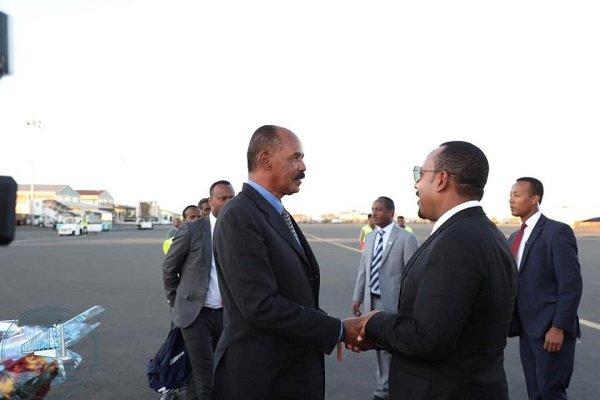 Eritrea _ Ethiopia _ Ethiopian PM