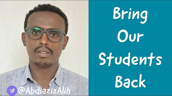 Bring back our students _ Ethiopia