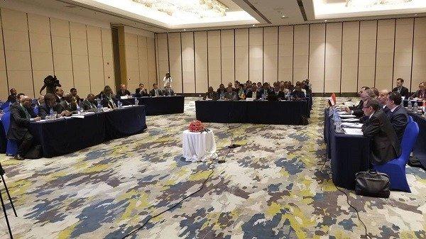 Egypt, Ethiopia, Sudan _ Dam Talk _ Addis Ababa