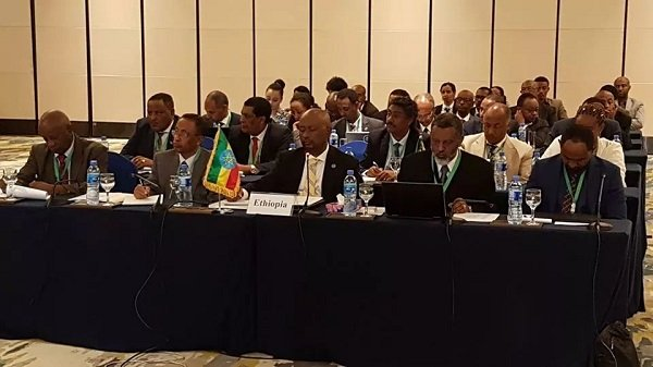 Trilateral Ministerial Technical Meeting of the water affairs ministers of Ethiopia, Egypt and Sudan conclude