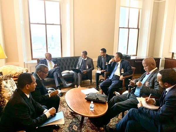Foreign Ministry _ Ethiopian Dam talk