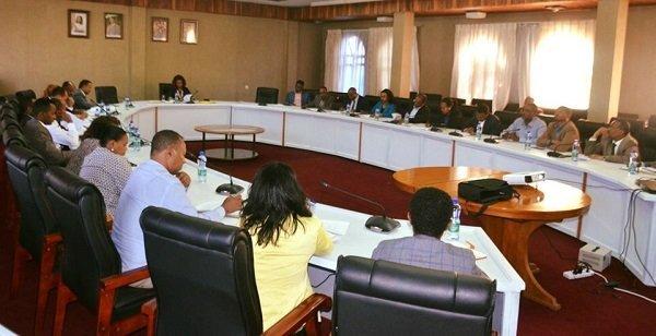 Ethiopian Courts _ Election