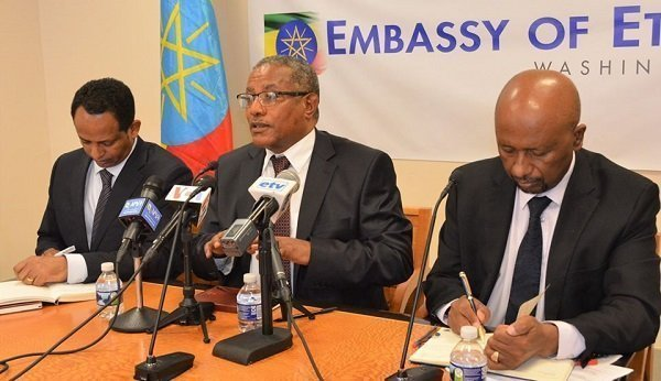 Authorities say Ethiopia has not, will not sign an agreement that compromises national interest
