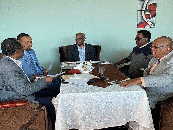 Oromo parties _ Ethiopia