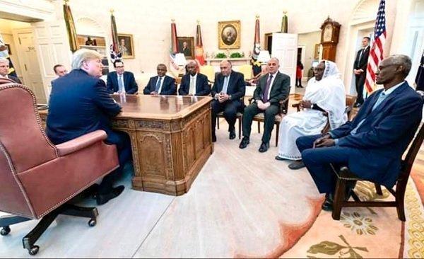 Donald Trump _ Egypt _ Ethiopia _ Sudan