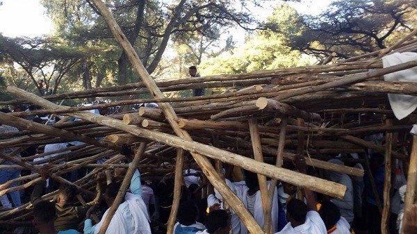 Ethiopian _ Gondar _ Stand Collapse