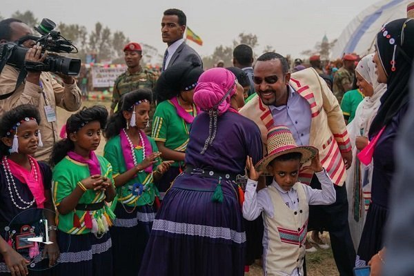 Election Campaign _ Abiy Ahmed