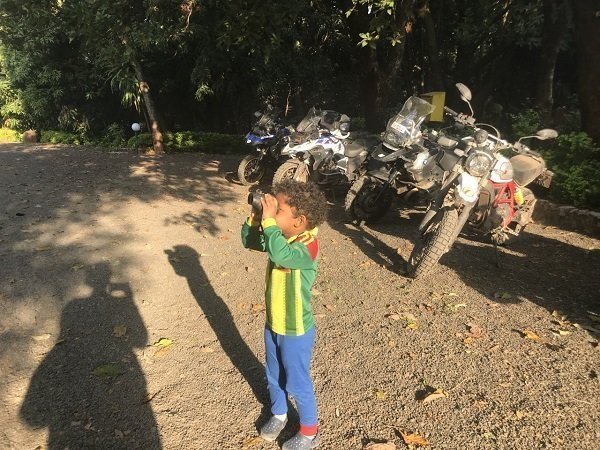 Bahir Dar _ binoculars _ Ethiopia