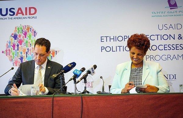 Ethiopian News _ Election _ USAID