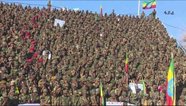 Ethiopia _ Defense Force