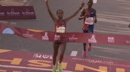 Women Half Marathon World Record: Ethiopian Athlete Ababel Yeshaneh broke it