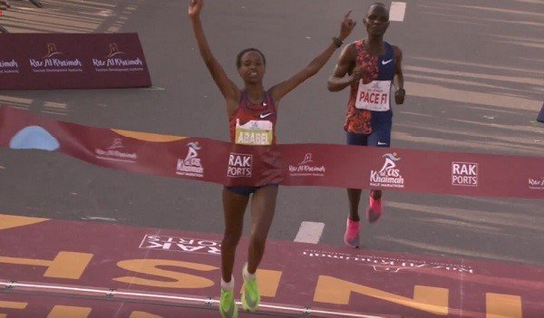 Women Half Marathon World Record _ Ethiopia