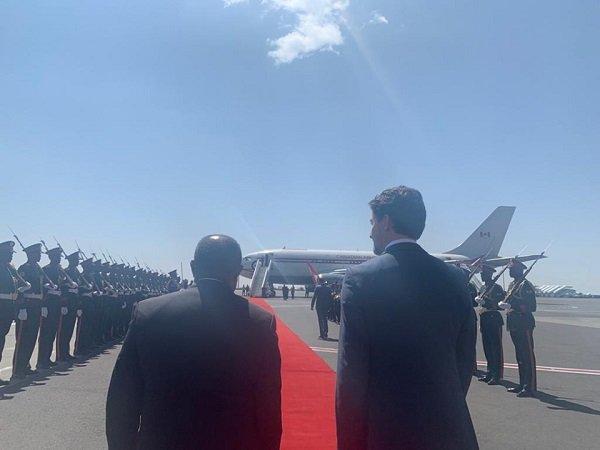 Justin Trudeau _ Ethiopia