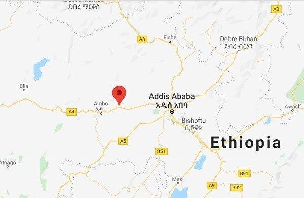 Oromo region _ Ghinchi