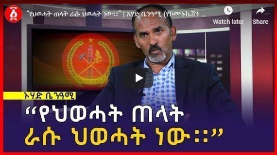 TPLF is its own worst enemy, Ohad Beniyami