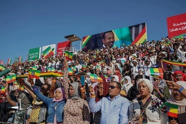 United Arab Emirates:Ethiopian PM on working visit, met Ethiopians