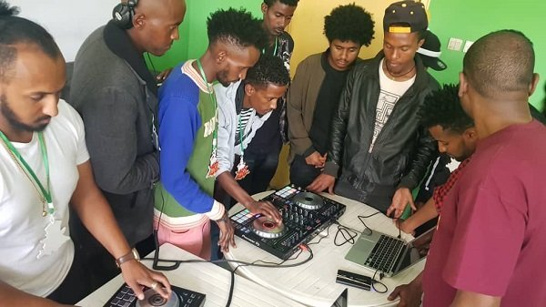 Yared Music School _ Ethiopia