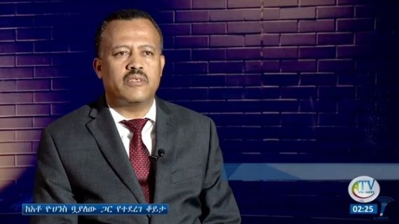Yohannes Buayalew declines appointment as head of Meles leadership academy
