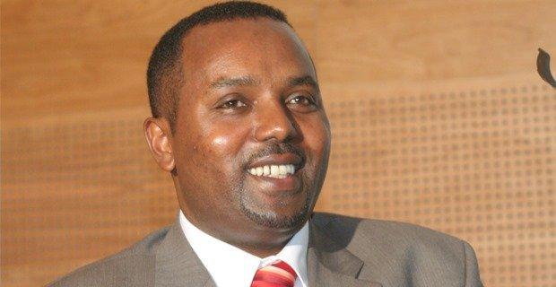 Abe Sano _ Commercial Bank of Ethiopia president