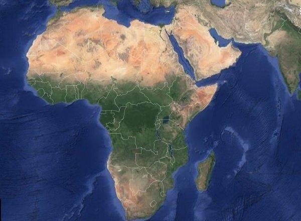 Egypt _ Africa _ Ethiopia _ Dam